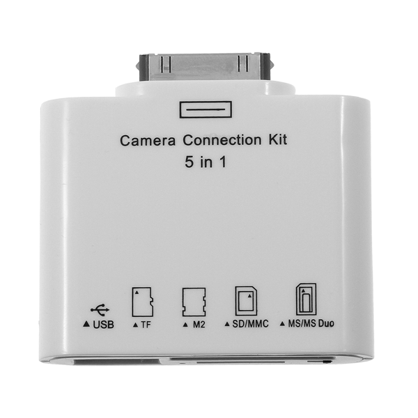iPad 2 5-in-1 camera connection kit | Digi Me Up | apple ...